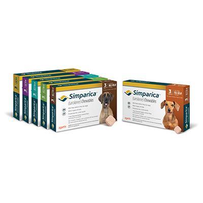 VCA Family Animal Hospital / Home Delivery / Simparica